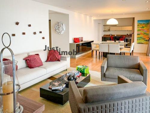 apartamento a venda no bairro itaim bibi em são paulo - sp.  - 9512339-1