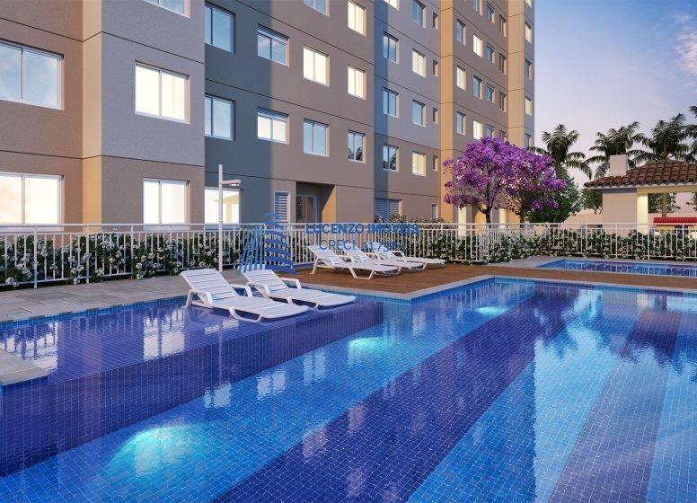apartamento a venda no bairro itaquera em são paulo - sp.  - 698-1