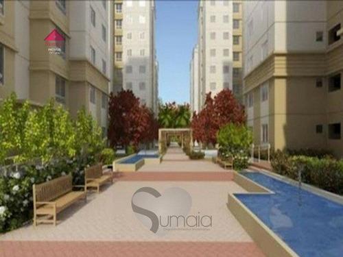 apartamento a venda no bairro jardim albertina em guarulhos - 1646-1