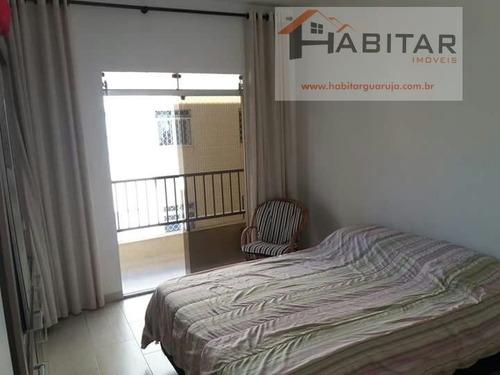 apartamento a venda no bairro jardim astúrias em guarujá - - 1291-1