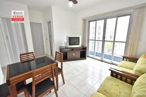 apartamento a venda no bairro jardim astúrias em guarujá - - 1610-1