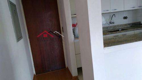 apartamento a venda no bairro jardim ester em são paulo - - 586-1
