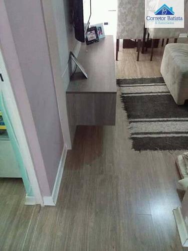 apartamento a venda no bairro jardim ipaussurama em campinas - 1109-1