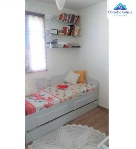 apartamento a venda no bairro jardim monte alto em campinas - 0902-1