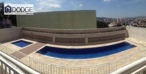 apartamento a venda no bairro jardim utinga em santo andré - ap0196-1