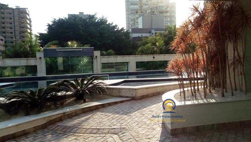 apartamento a venda no bairro jardim virgínia em guarujá - - 124-19997