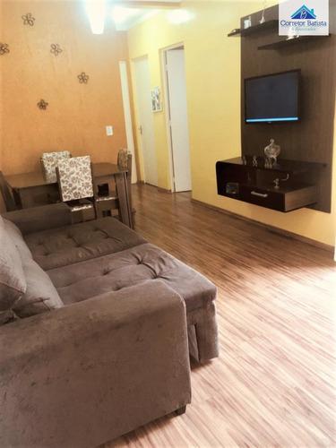 apartamento a venda no bairro jardim volobueff (nova veneza) - 0644-1