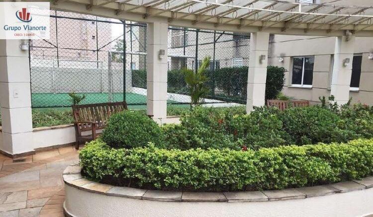 apartamento a venda no bairro limão em são paulo - sp.  - 4476-1