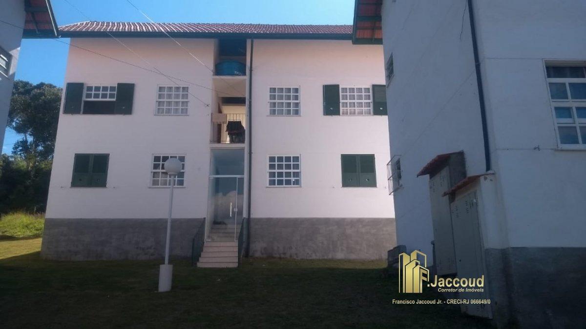 apartamento a venda no bairro nova suíça em nova friburgo - 1381-1