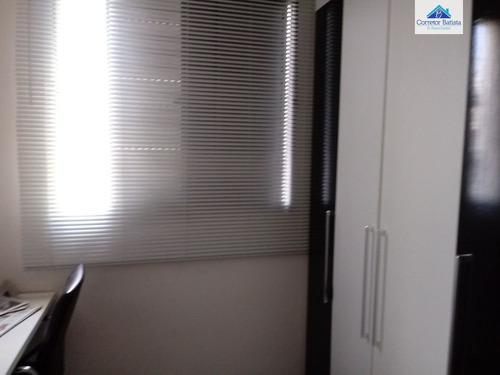 apartamento a venda no bairro parque jambeiro em campinas - - 1492-1