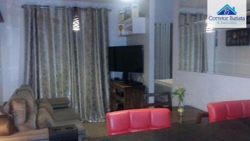 apartamento a venda no bairro parque prado em campinas - sp. - 0375-1