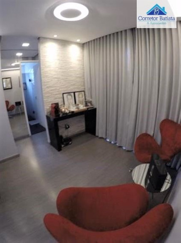 apartamento a venda no bairro parque prado em campinas - sp. - 1413-1