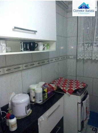apartamento a venda no bairro parque residencial vila união - 0701-1