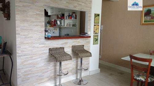 apartamento a venda no bairro parque residencial vila união - 1469-1