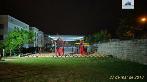 apartamento a venda no bairro parque são jorge em campinas - 1219-1