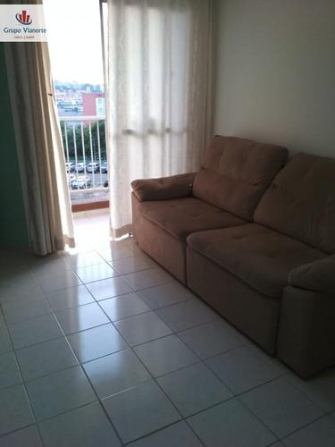 apartamento a venda no bairro pirituba em são paulo - sp.  - 12516e-1