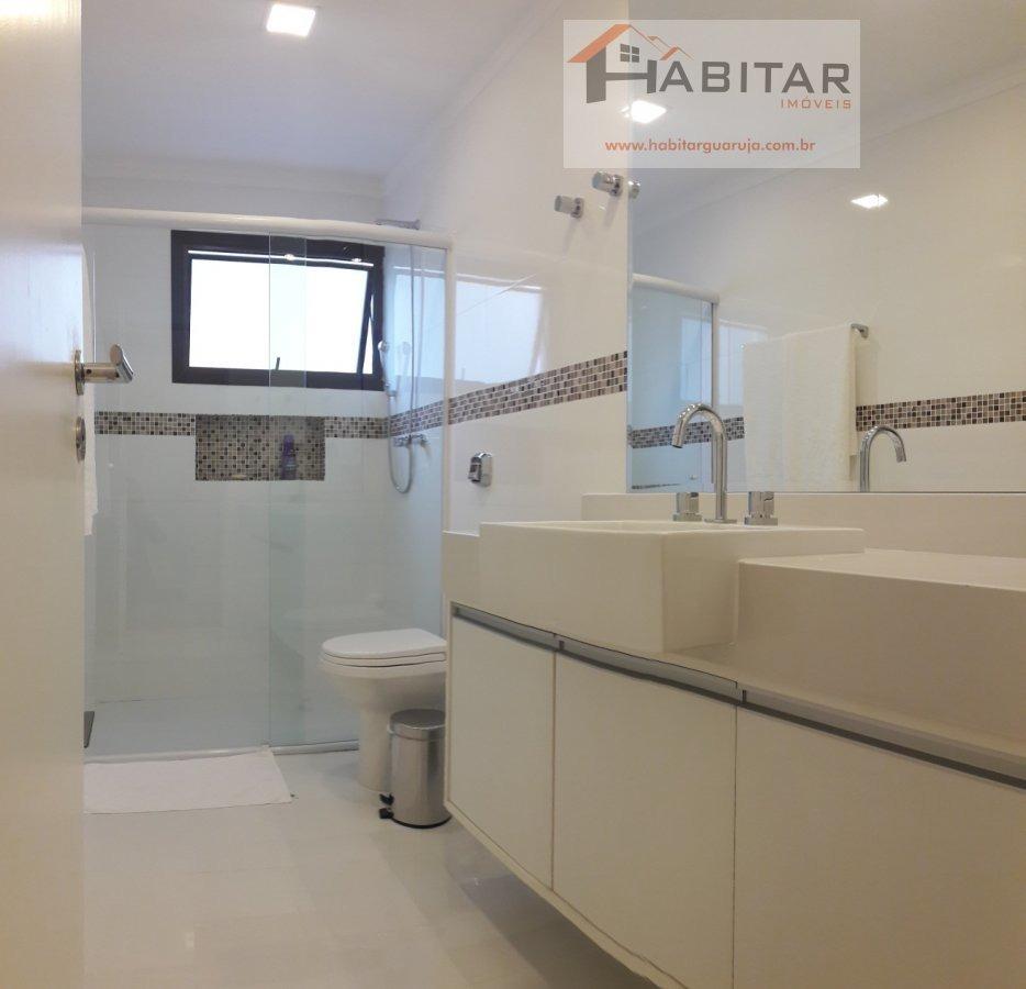 apartamento a venda no bairro pitangueiras em guarujá - sp.  - 1074-1