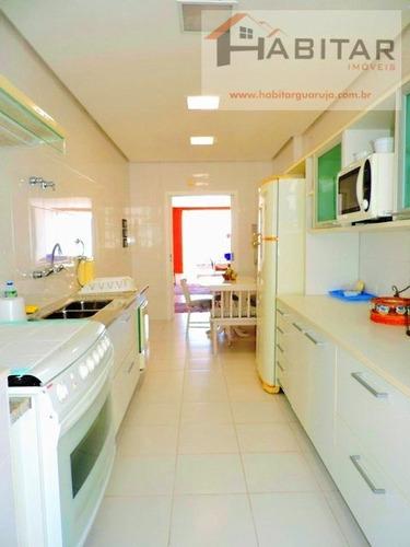 apartamento a venda no bairro pitangueiras em guarujá - sp.  - 1274-1