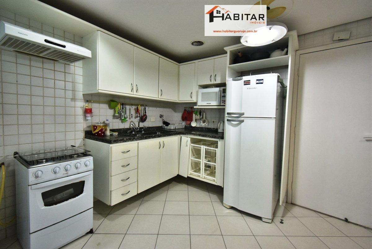 apartamento a venda no bairro pitangueiras em guarujá - sp.  - 1492-1