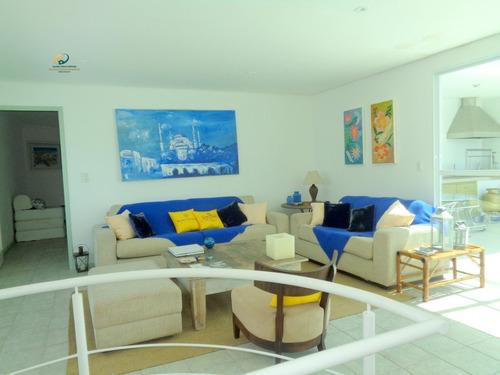 apartamento a venda no bairro pitangueiras em guarujá - sp.  - en147-1