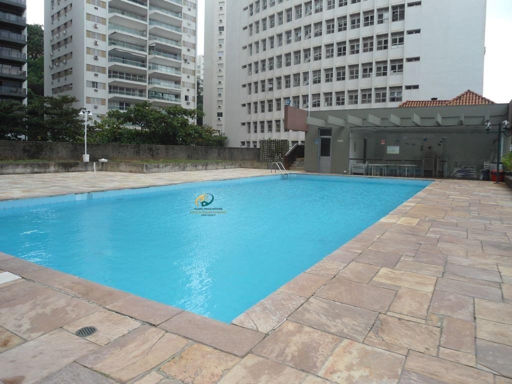 apartamento a venda no bairro pitangueiras em guarujá - sp.  - en456-1