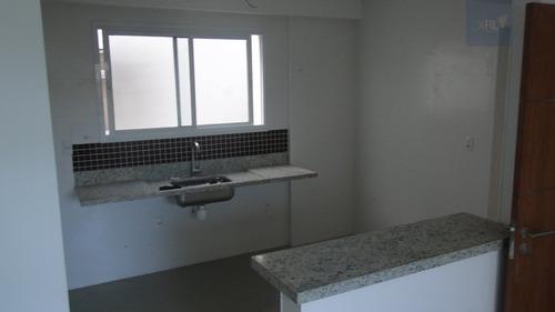 apartamento a venda no bairro ponta da praia em santos - sp. - 358-7156