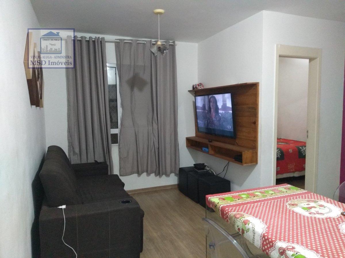 apartamento a venda no bairro ponte grande em guarulhos - - 2011-1