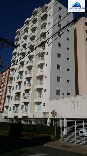 apartamento a venda no bairro ponte preta em campinas - sp.  - 1617-1