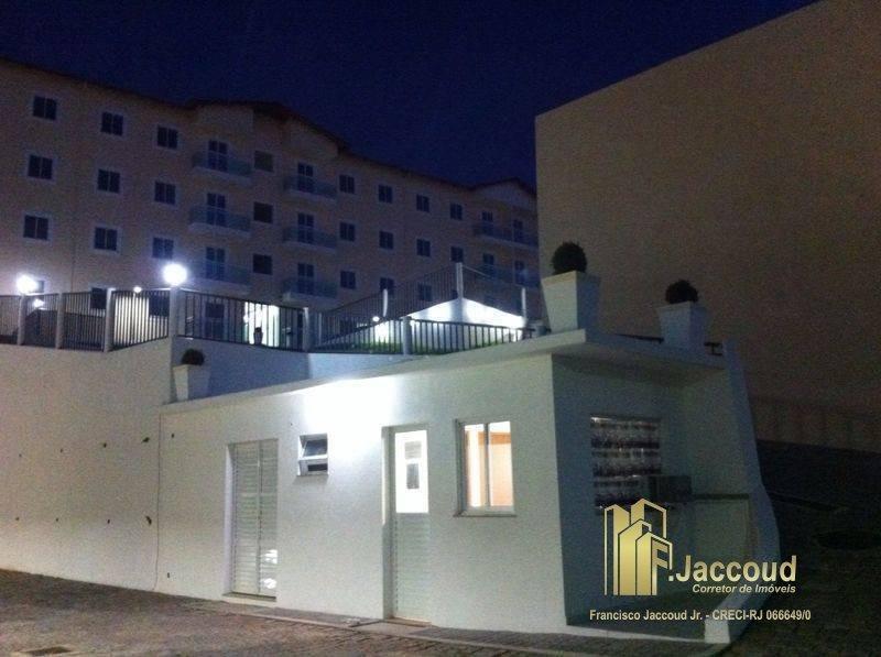 apartamento a venda no bairro prado em nova friburgo - rj.  - 1414-1