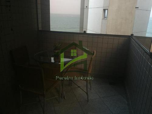 apartamento a venda no bairro praia da costa em vila velha - - 106-15539