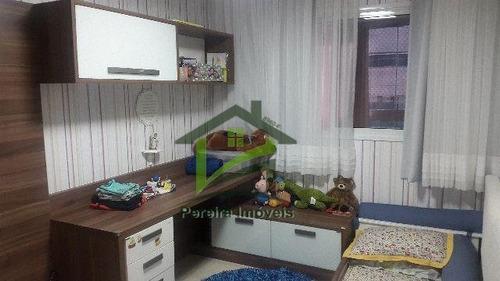 apartamento a venda no bairro praia da costa em vila velha - - 253-15539