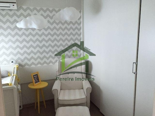 apartamento a venda no bairro praia do canto em vitória - - 352-15539