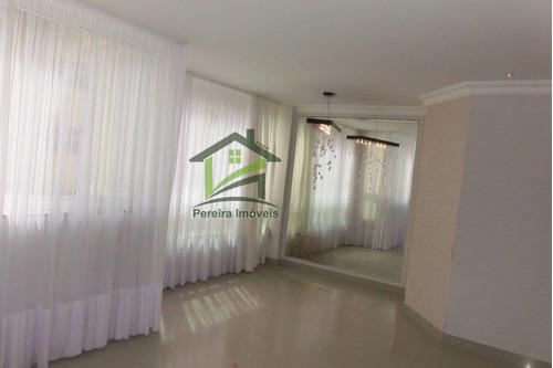 apartamento a venda no bairro praia do morro em guarapari - - 225-15539