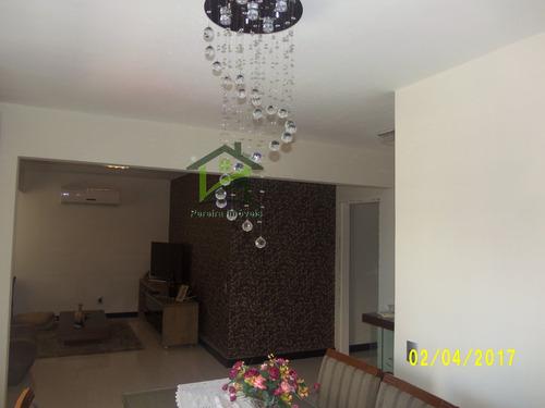 apartamento a venda no bairro praia do morro em guarapari - - 380-15539
