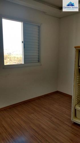 apartamento a venda no bairro residencial anauá em - 1291-1