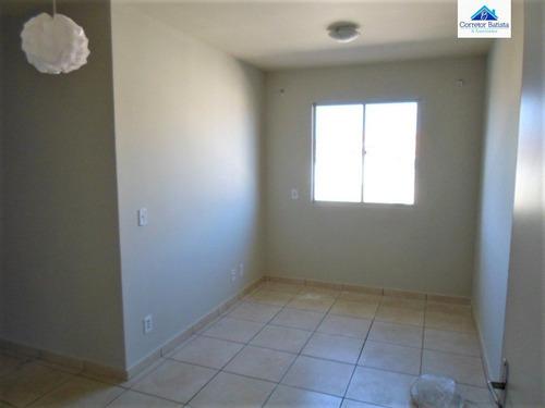apartamento a venda no bairro residencial cosmos em campinas - 0614-1