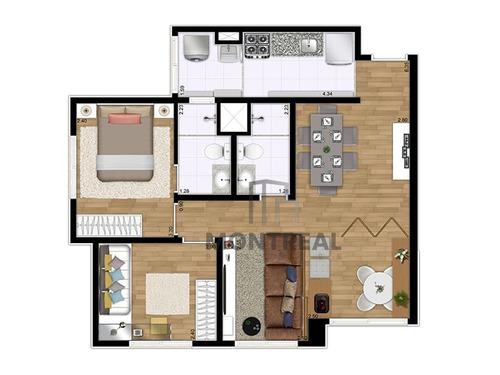 apartamento a venda no bairro santa teresinha em são paulo - fst59-1