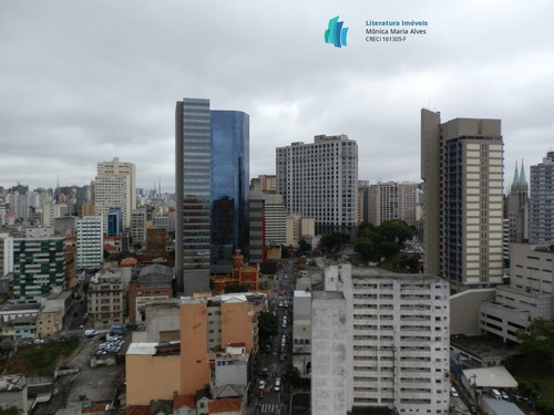 apartamento a venda no bairro sé em são paulo - sp.  - 141-1