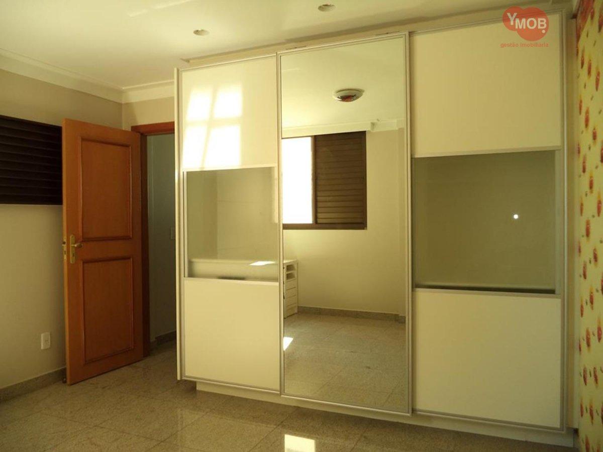 apartamento a venda no bairro setor bueno em goiânia - go.  - 105-1