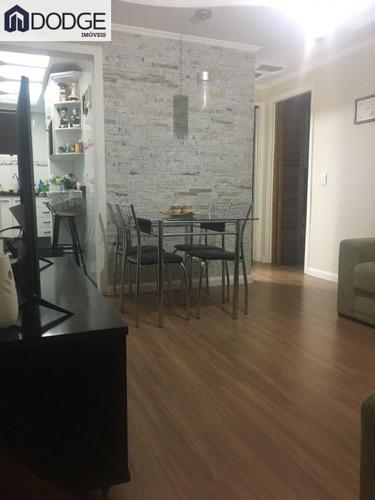 apartamento a venda no bairro são josé em são caetano do - 218-1