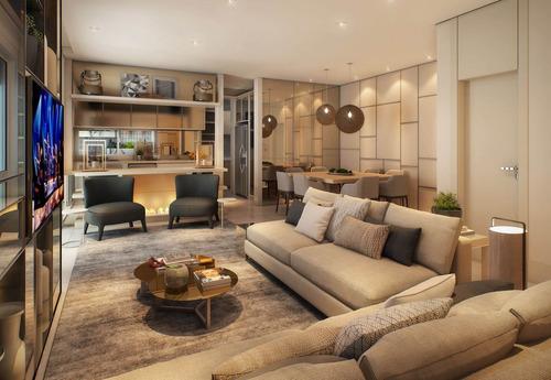 apartamento a venda no bairro swiss park  em campinas - sp.  - ap1729-1