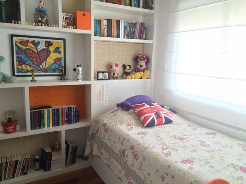 apartamento a venda no bairro tamboré em santana de - 119-22