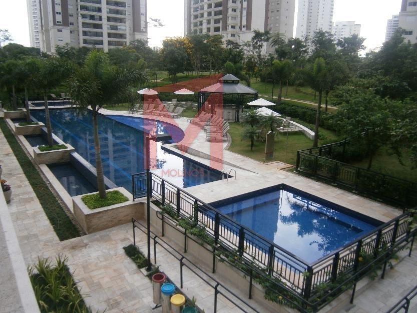 apartamento a venda no bairro tatuapé em são paulo - sp.  - mc334-1