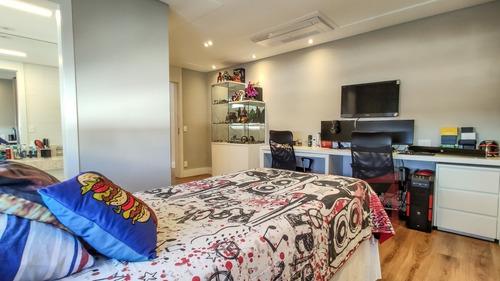 apartamento a venda no bairro tatuapé em são paulo - sp.  - mc444-1