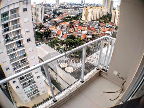 apartamento a venda no bairro tatuapé em são paulo - sp.  - srt50-1