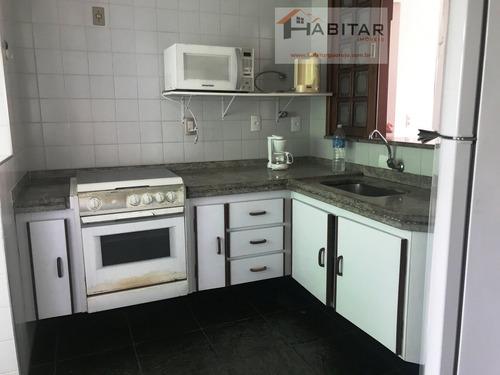 apartamento a venda no bairro tombo em guarujá - sp.  - 1110-1