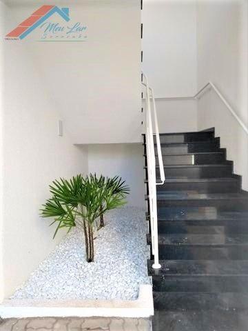 apartamento a venda no bairro vila formosa em sorocaba - sp. - ap 233-1