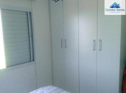 apartamento a venda no bairro vila inema em hortolândia - - 1012-1