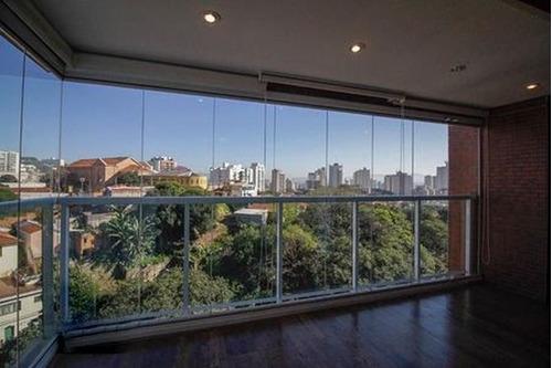 apartamento a venda no bairro vila ipojuca em são paulo - - rm852pateomondrian-1