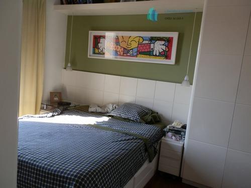 apartamento a venda no bairro vila mascote em são paulo - - 110-1